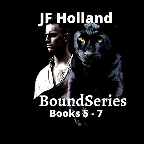 The Bound Series, Books 5-7 cover art