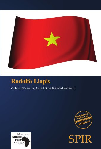 Rodolfo Llopis: Callosa d