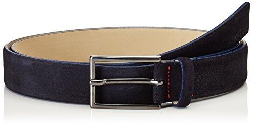 HUGO Herren Gavrilo-sl_sz30_sd Gürtel, Blau (Dark Blue 401), Gr.105 cm
