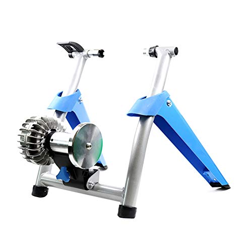 TGhosts Bike Trainer, Improved New Type Bike Trainer Stand Indoor Fluid Resistance Exercise 24lbs Powerful 26-29 Inch Bicycles