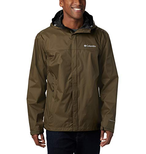 Columbia Men's Watertight II Jacket, Olive Green, X-Large