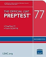 The Official LSAT PrepTest 77 (Official LSAT PrepTests)