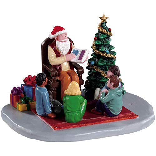 Lemax - Storybook Santa