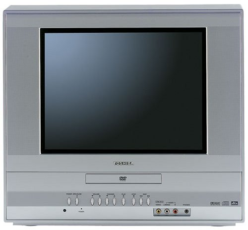 Great Features Of Toshiba MD14F51 14-Inch Flat TV/DVD Combo