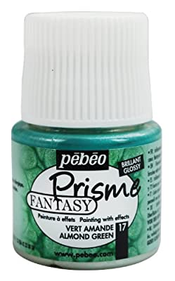 Pebeo Fantasy Prisme, Discovery Set of 6 Assorted Bottles