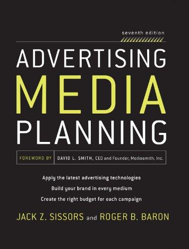 Advertising Media Planning, Seventh Edition (English Edition)