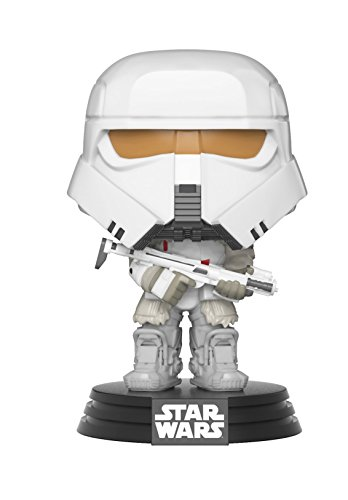Funko Pop!- Star Wars: Range Trooper Figura de Vinilo (27008