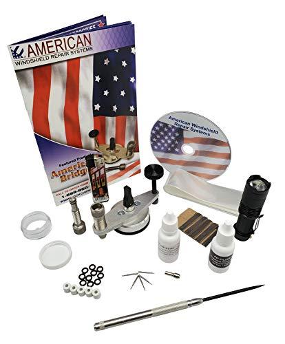 Essentials Windshield Repair Kit