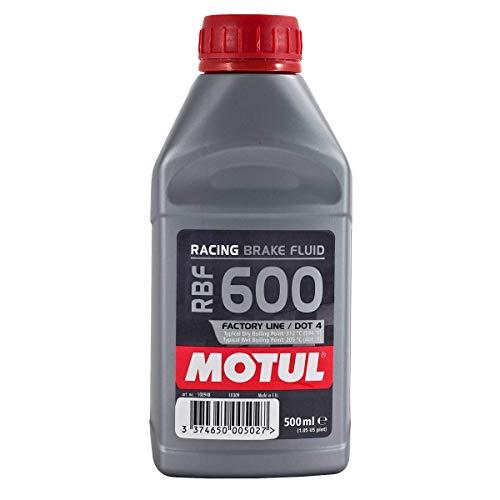 MOTUL RBF 600Racing - Líquido de Frenos, 0,5 l
