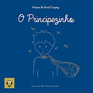 O Principezinho [The Little Prince] audiobook cover art