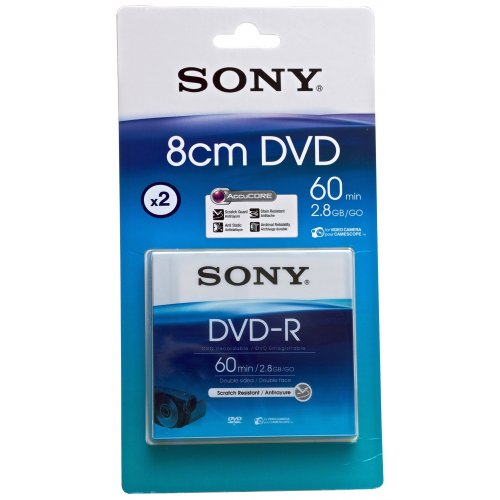 Sony 2 DMR 60 A - Confezione da 1