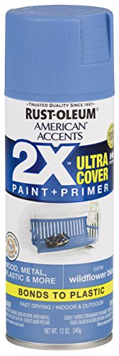 Our #3 Pick is the Rust-Oleum American Accents Spray Paint
