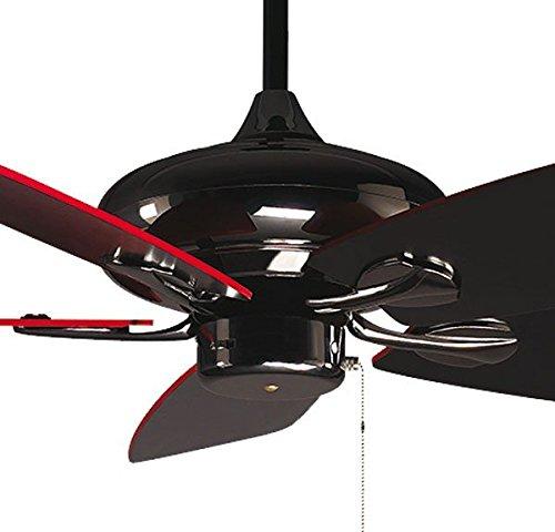 PURLINE Ventilador de Techo, 5 Palas Reversibles, diámetro 107 cm ...