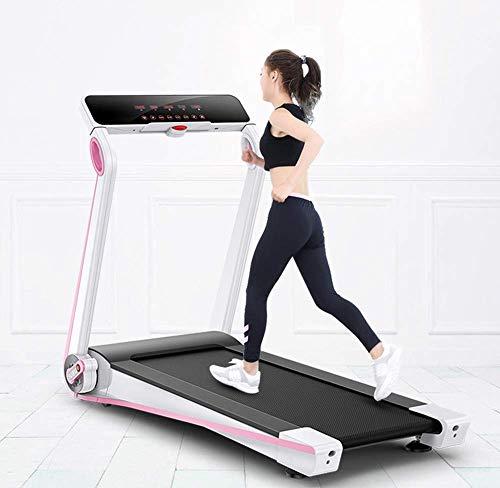 Pastilla de Almohada Inteligente Mini Cintas de Correr motorizadas Plegables, Corriendo Jogging...