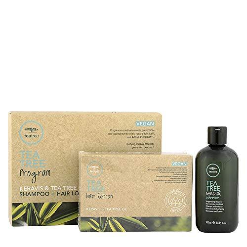 Tea Tree Tea Tree Program – Keravis & Tea Tree Oil – 372 ml