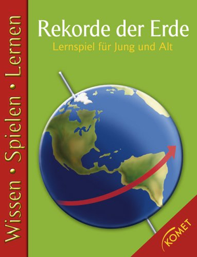 Rekorde der Erde: Lernspiel für Jung und Alt