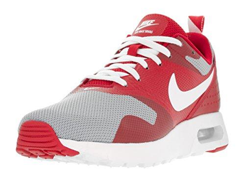 Nike Air MAX Tavas (GS), Zapatillas de Running para Hombre, Rojo (Rojo (University Red/White-Wolf Grey-Black), 38 EU