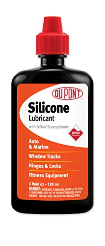 DuPont Teflon Silicone Lubricant