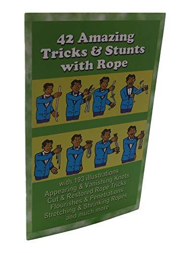 42 Amazing Tricks & Stunts with Rope