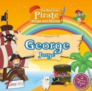 Princesses and Pirates - Personalised Songs & Stories for Kids (George / Jorge)