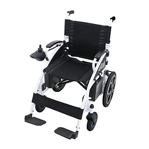 電動車椅子 白 折りたたみ 車椅子 TAISコード取得済 コンパクト ノーパンクタイヤ 電動 手動 充電 電動ユニット 電動アシスト 電動カート 折り畳み 車椅子 車イス 車いす 四輪車 4輪車 移動 介護 電動車いす ホワイト scootere01wh