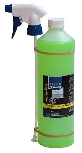 CLEANEXTREME Surface Cleaner 1 Liter - Primer/Oberflächenreiniger - Einsatz vor Aufbringen von Autofolie, Auto Tönungsfolie, Autosprühfolie