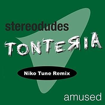 Tonteria (Remix)