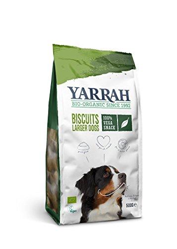 Yarrah | Biscotti per cani - Vegan Org | 2 x 500g