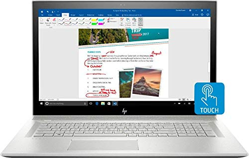 HP Envy 17M 2019 Flaggschiff 17.3 'Full HD IPS Touchscreen ...