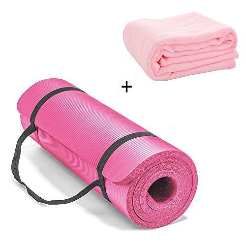 CXZC Esterilla para Yoga, Colchoneta de Yoga, Multiusos,