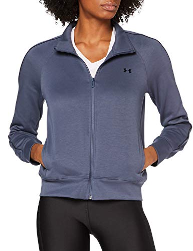 Under Armour Double Knit Track - Chaqueta Mujer