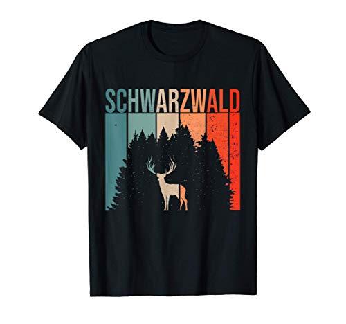 Schwarzwald - Gebirge Deutschland - Wandern T-Shirt
