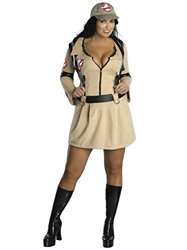 Rubie's Ghostbusters-Kostüm für Frauen Plus Size