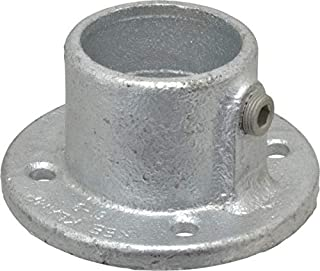 1-1//2 Inch Pipe Swivel Flange Kee Malleable Iron Pipe Rail Fitting