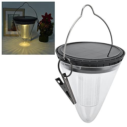 Labuda Luces Colgantes para Exteriores, lámpara Solar LED de duración de luz de 6-8 H para Patios, Puntos escénicos, Balcones para jardín al Aire Libre, Patio, Paisaje
