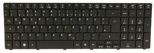 Preisvergleich Produktbild Original Acer Tastatur deutsch (DE) schwarz Aspire 7741 Serie