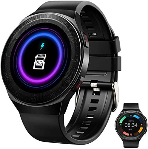 Reloj inteligente, podómetro de la ayuda, rastreador de la aptitud de la cámara remota, pulsera de la llamada reloj de seguimiento de