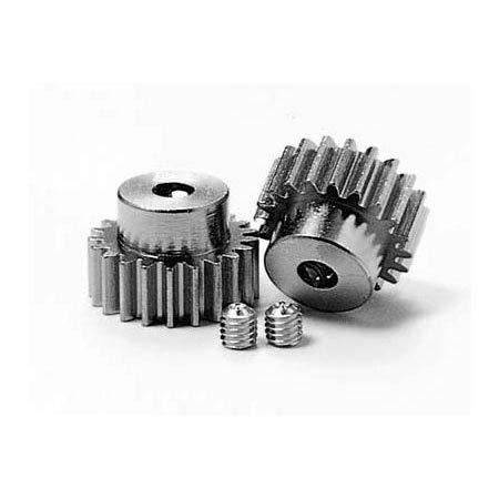 TAMIYA 300050477 - Aluminium Motorritzel 24/25 Z Modul 0.6/48 dp