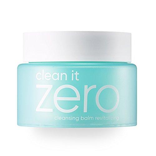 BANILA Clean it Zéro Baume Nettoyant Revitalisant pour Peaux Grasses 100 ml