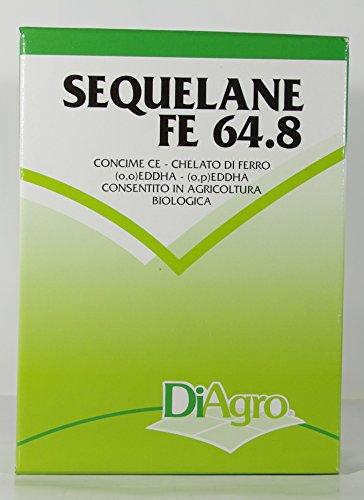 ABONO A BASE DE HIERRO FE QUELADO SEQUELANE 64,8 DE 1 KG