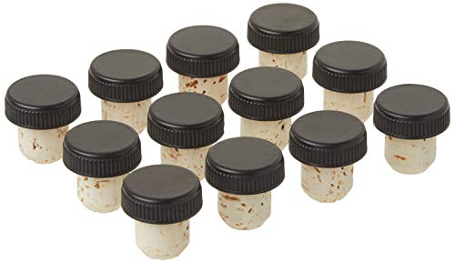 North Mountain Supply - TCNT-12 Bar Top Tasting Corks -...