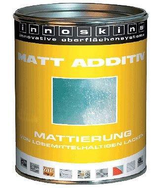Owatrol - MATT ADDITIV - Mattierung von lösemittelhaltigen Lacken - 0,5 Liter