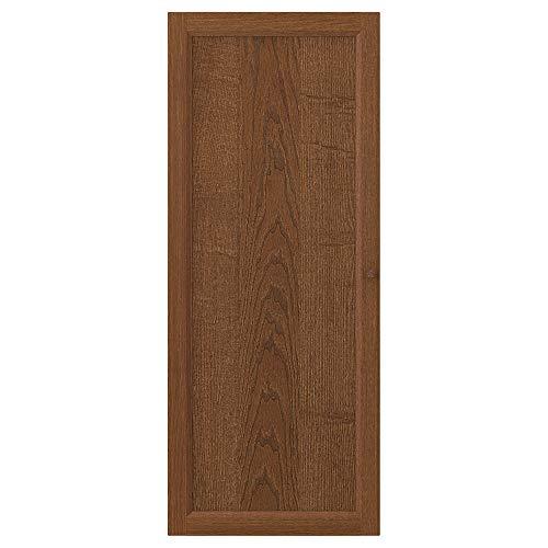 OXBERG dörr 40 x 97 cm brun askfaner