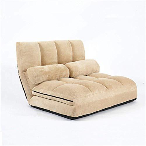 Convertibile futon Flip Presidente Sleeper Bed Divano Divano Lounger Soggiorno Mobili da Soggiorno Fold Down Sedia for Dorm Giudizi Couch