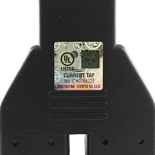 Conntek RL-30104 U.S. 3-Prong Heavy Duty Dual Outlet Adapter