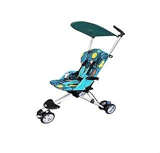 ايفينفلو عربة اطفال قابلة للطي ، متعددة الالوان ، D888