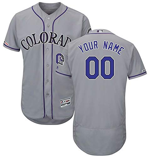 TOP LUCKY Personalisiere Baseball Jersey T-Shirts Männer V-Ausschnitt Button Down Baseball T-Shirts Sport-T-Shirt, personalisierter Name und Nummer Baseball-Trikots