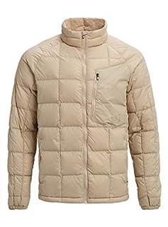 Burton Men's AK BK Down Insulator Jacket, Safari, Large (B0784SDV6G) | Amazon price tracker / tracking, Amazon price history charts, Amazon price watches, Amazon price drop alerts