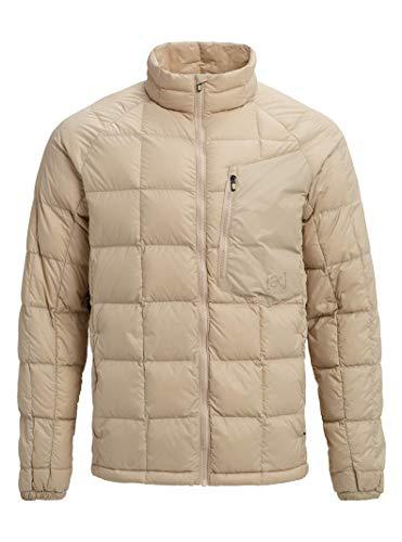 Burton Men's AK BK Down Insulator Jacket, Safari, Medium