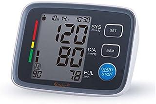 MYT Esfigmomanómetro Electrónico Del Tipo Del Brazo Superior, Exhibición Del LCD Y 180 Sistemas De Tarjeta De Memoria Y Uso Médico Casero Portable